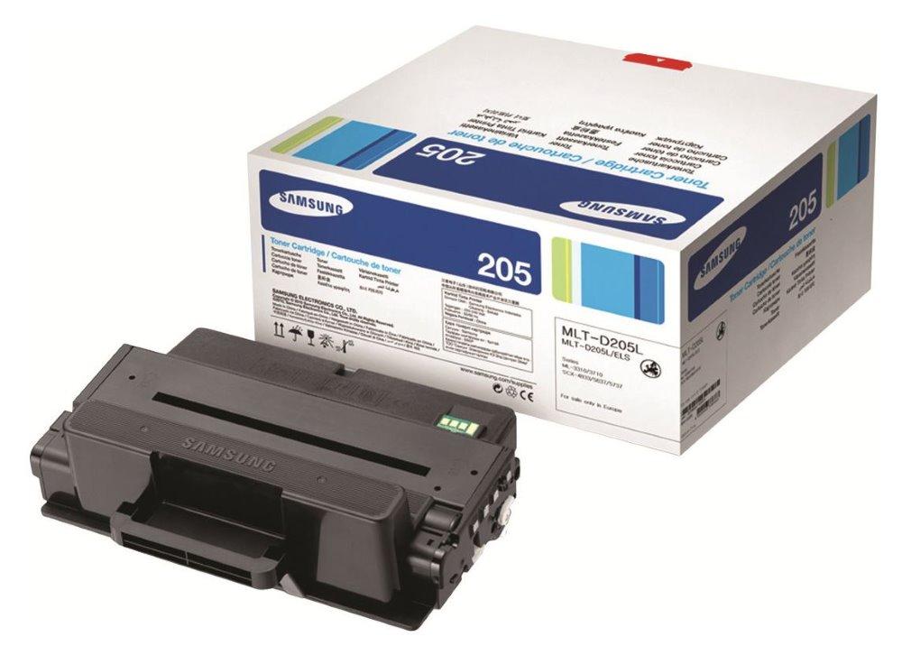 SAMSUNG toner černý MLT-D205L/ELS pro ML-3310,3710, SCX-4833,5637,5737 - 5.000 stran