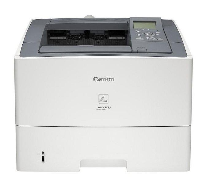 Laserová tiskárna Canon i-SENSYS LBP-6750dn Černobílá laserová tiskárna, A4, 2400x600, Duplex, Síť, USB 4096B003