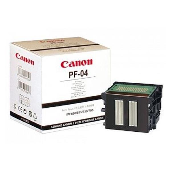 Tisková hlava Canon PF-04 Tisková hlava, pro iPF-65x, 75x 3630B001