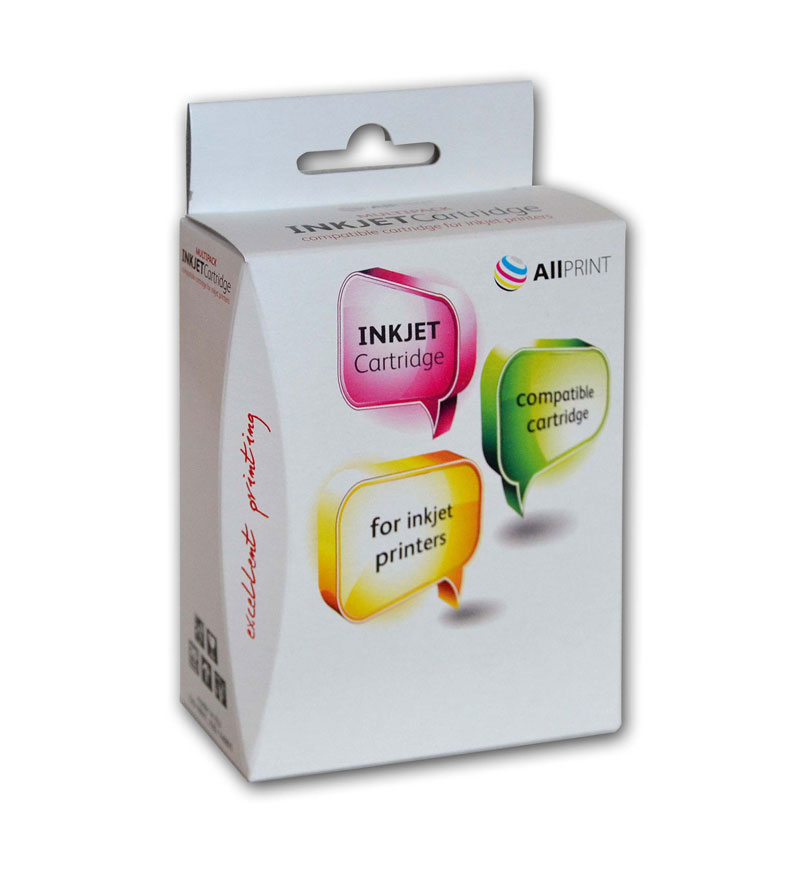 Inkoustová náplň Xerox za HP 901XL (CC654EE) černá Inkoustová náplň, kompatibilní s HP CC654EE, černá, 19 ml