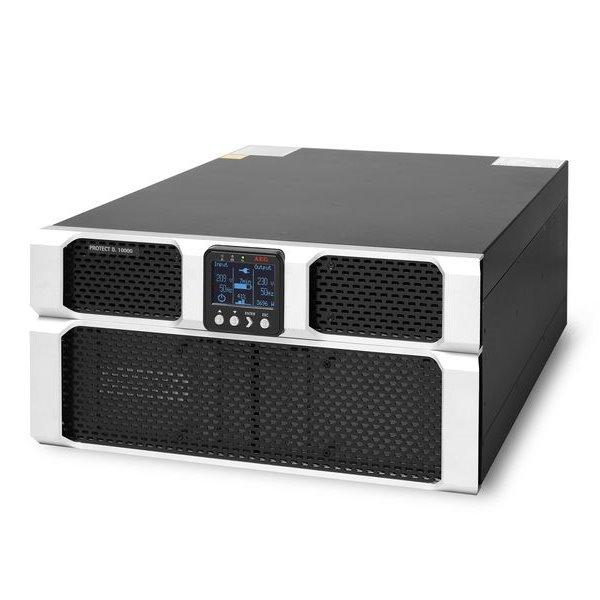 Záložní zdroj UPS AEG UPS Protect D.10000 Záložní zdroj UPS, 10000 VA, 9000 W, 230 V, Rack - 5U, 6000008440