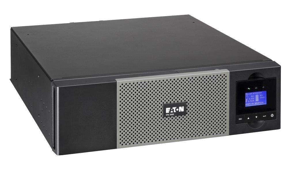 Záložní zdroj Eaton 5PX 3000i RT3U Záložní zdroj, 3000 VA, 1/1 fáze