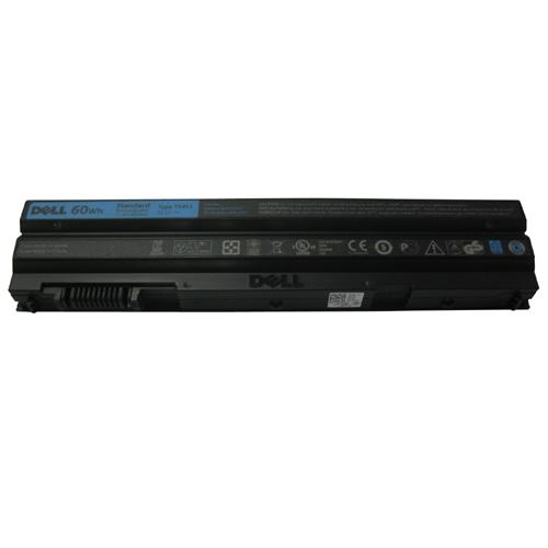 Baterie Dell 60 Wh Baterie, 6-článková, 60 Wh, pro Latitude E5420, E5520, E6420, E6420 ATG, E6520, E5530, E6430, E6530 451-11694