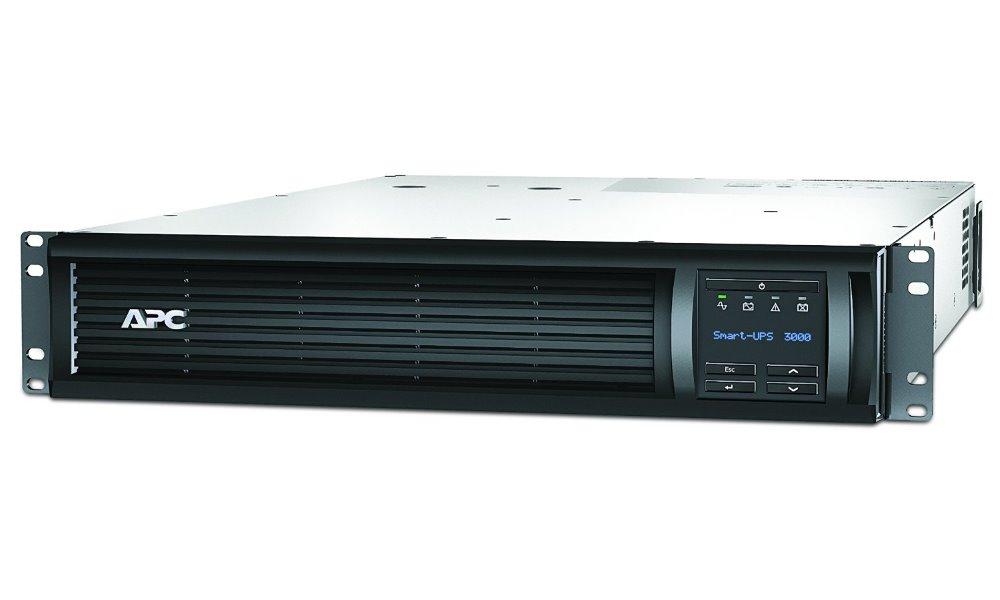 Záložní zdroj UPS APC Smart-UPS 3000VA Záložní zdroj UPS, 2700 W, 2U Rack mount, 230 V, LCD SMT3000RMI2U