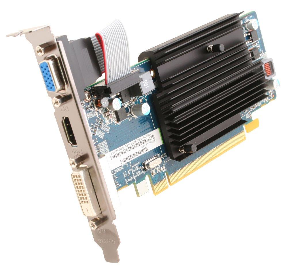 Grafická karta Sapphire Radeon HD 6450 Grafická karta, PCI-E, 2GB DDR3, DVI, HDMI 11190-09-20G