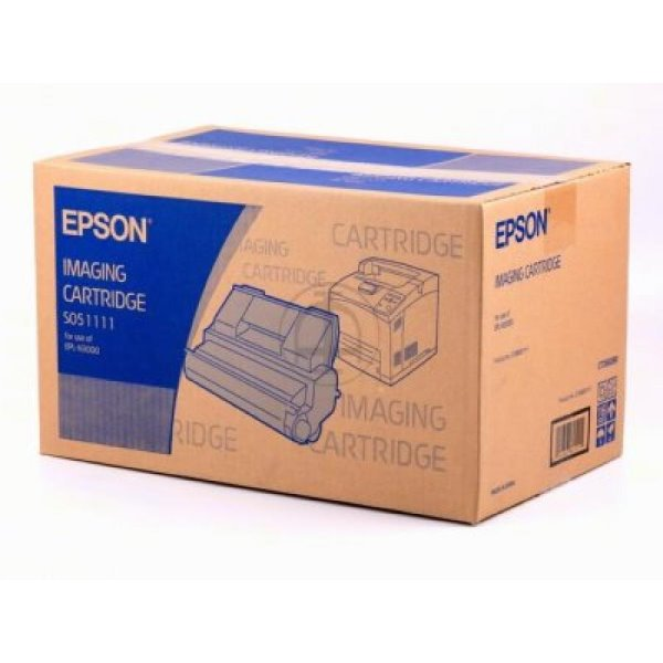 Toner Epson pro EPL-N3000,T,DT, 17 000 stran, Černá C13S051111