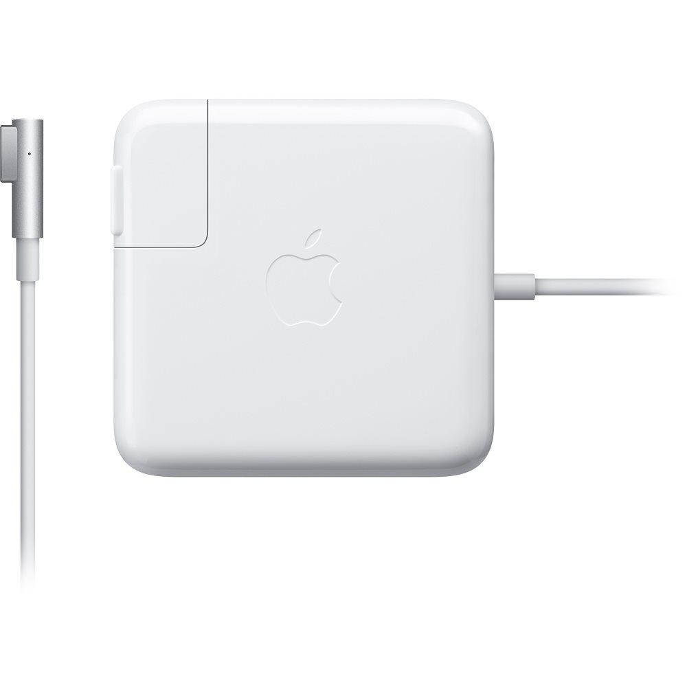 Napájecí adaptér Apple MagSafe Napájecí adaptér, pro Apple MacBook, Apple MacBook Pro, 60W, bílý MC461Z/A