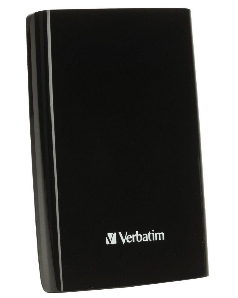 Pevný disk Verbatim Store 039n039 Save 500 GB Pevný disk, externí, portable, 2,5, 5400 RPM, USB 3.0, černý 53029