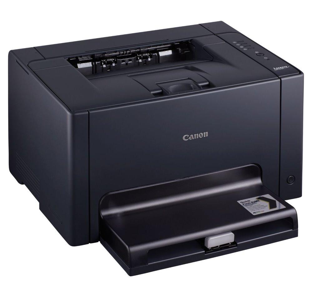 Laserová tiskárna Canon i-SENSYS LBP7018C Barevná laserová tiskárna, A4, 2400x600, USB, Černá 4896B004