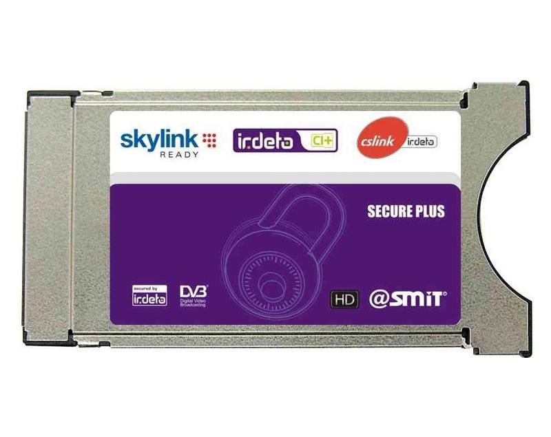 Modul SMIT CI+ Modul, CSlink, Skylink, T-mobile, Freesat CAMSMIR100