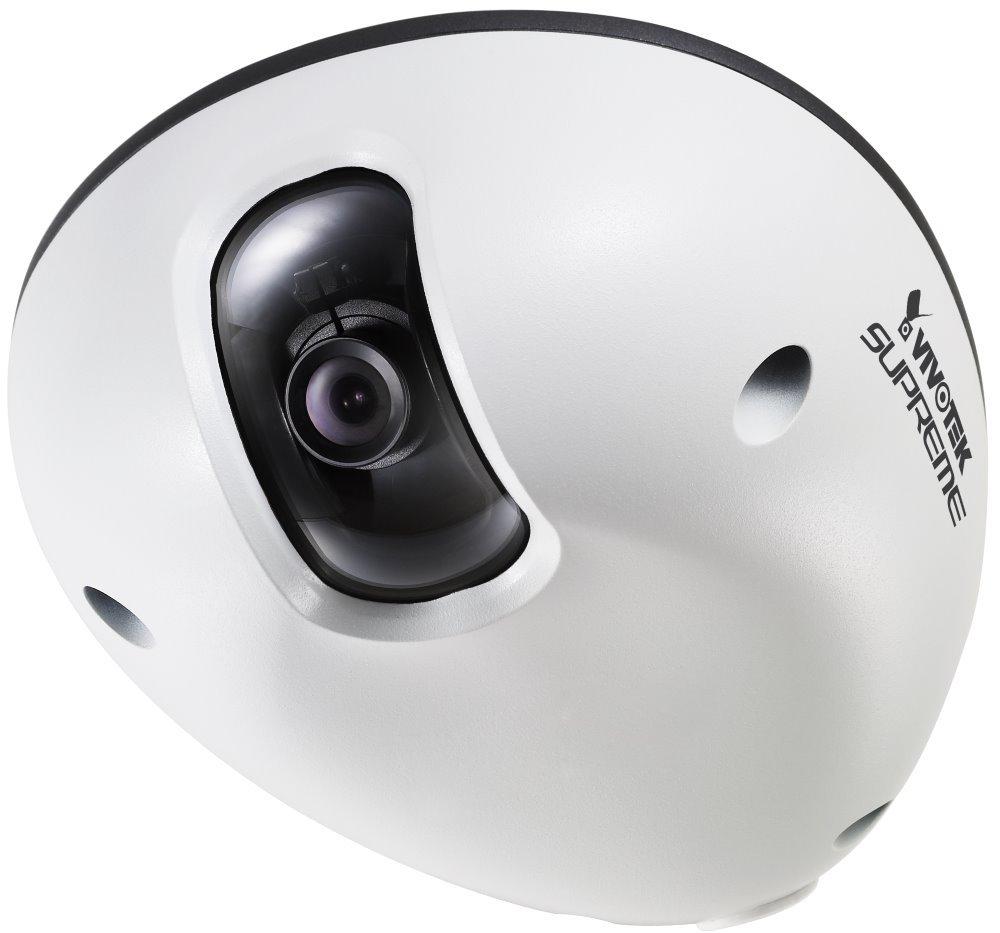 IP kamera VIVOTEK MD8562 IP kamera, MPEG-4/MJPEG/H.264, WDR CMOS, 1920×1080, 30 sn/s, DI/DO, F2,8 mm, MicroSD/SDHC MD8562