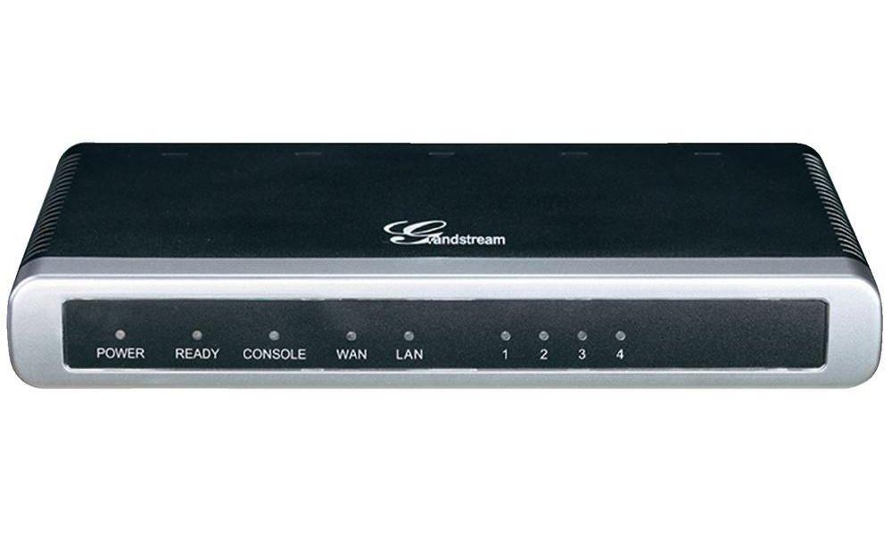 VoIP brána Grandstream GXW-4008 FXS VoIP brána, analogová, FXS, 8 x FXS, 2 x LAN, PSTN, PBX, auto- provisioning GXW4008