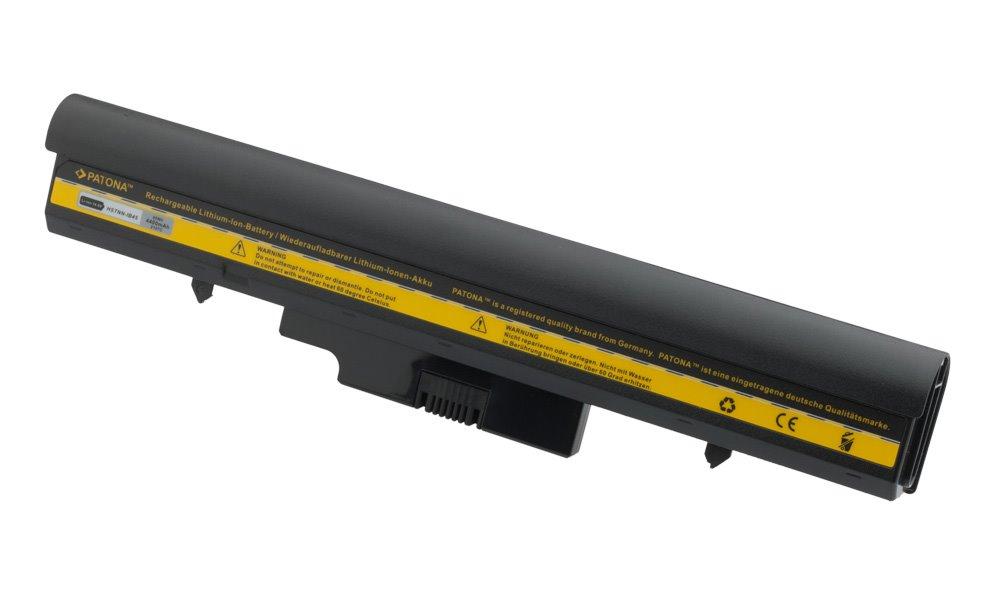 Baterie PATONA pro HP 4400 mAh Baterie, 4400 mAh, pro notebooky HP 510, 530, neoriginální PT2107