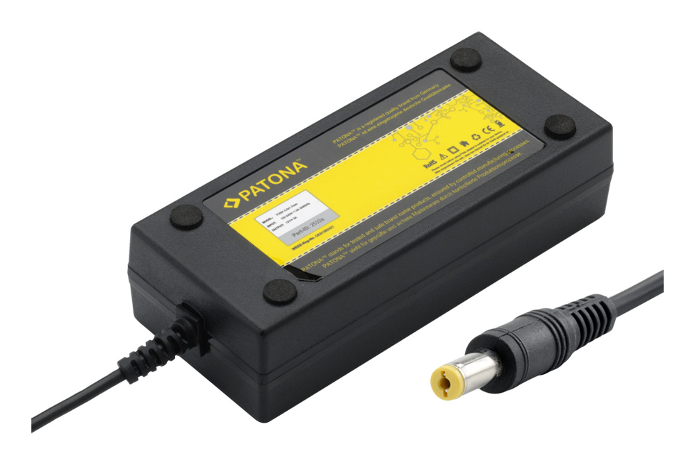 Napájecí adaptér PATONA pro Asus 36W Napájecí adaptér, pro notebooky Asus, 36W, 12V, 3A, Náhradní koncovka 4.8 x 1.7mm PT2532