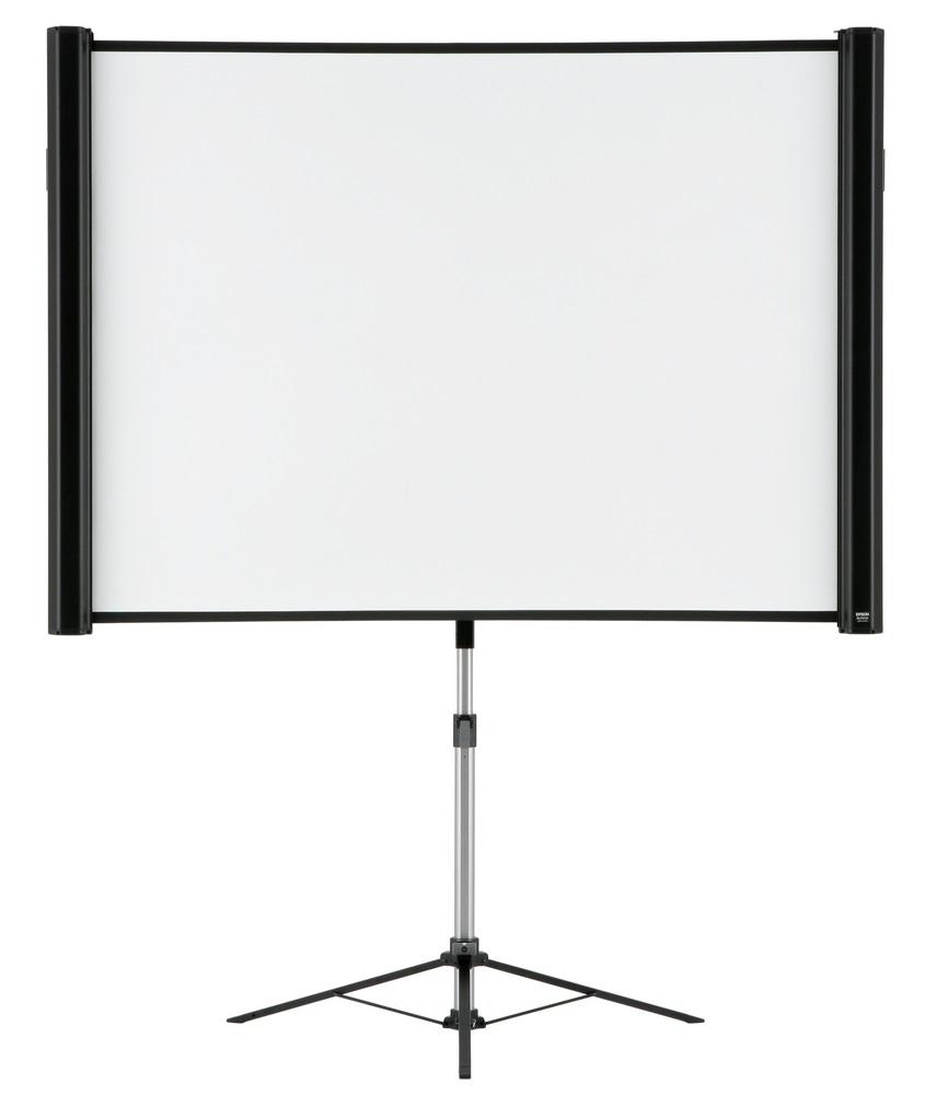 Projekční plátno EPSON ELPSC26 80 Projekční plátno, úhlopříčka až 80, volitelný poměr stran V12H002S26
