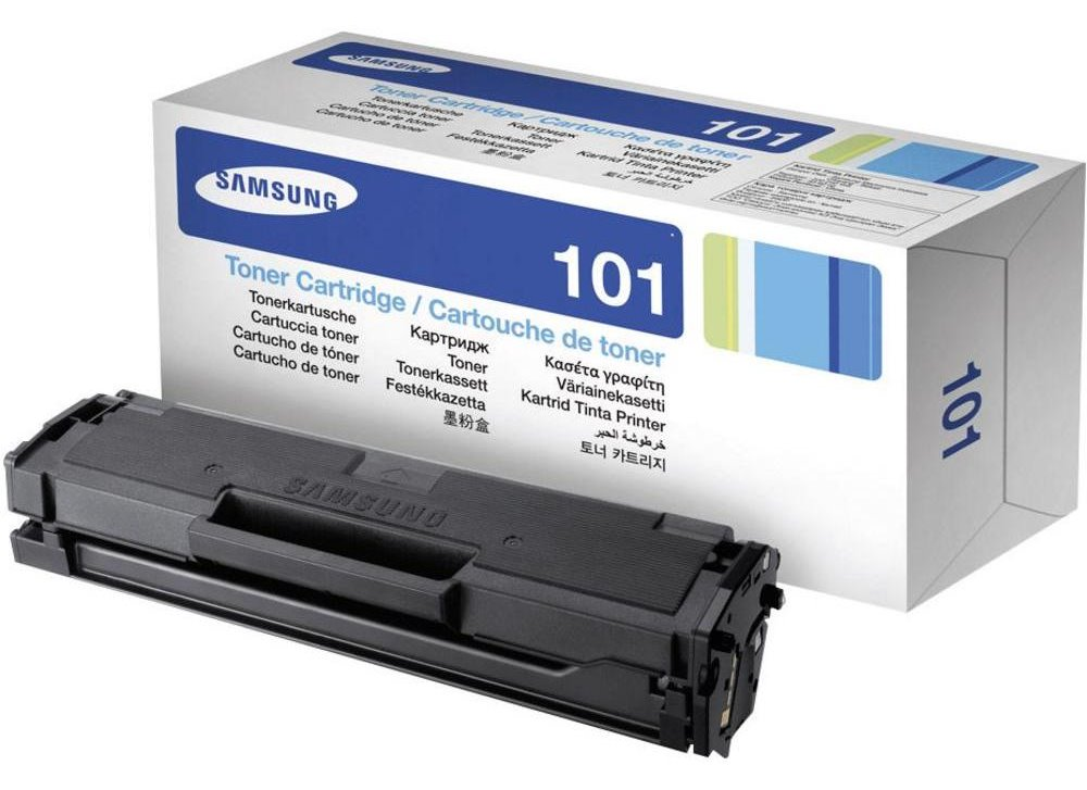SAMSUNG toner černý MLT-D101S pro ML-2160/2165/2168/SCX-3400/3405/3405W - 1500 str.