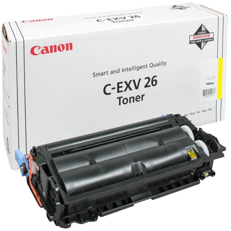 Canon Toner C-EXV 26/ iRC-C1028/ 6 000 stran/ Žlutý