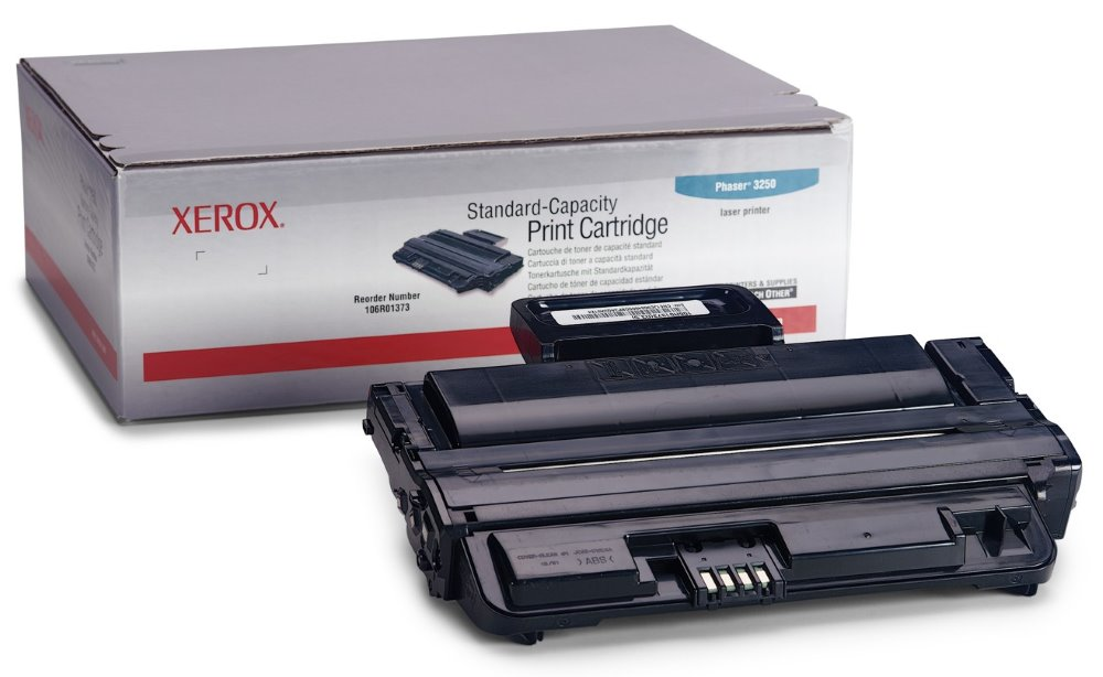 Toner XEROX černý Phaser 3250, černý, 3500s 106R01373