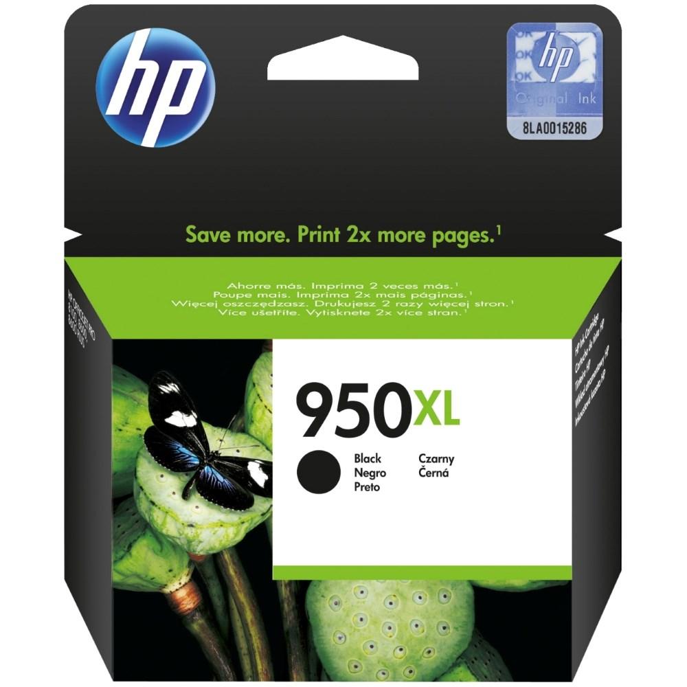 Cartridge inkoustová náplň HP černá, CN045AE CN045AE