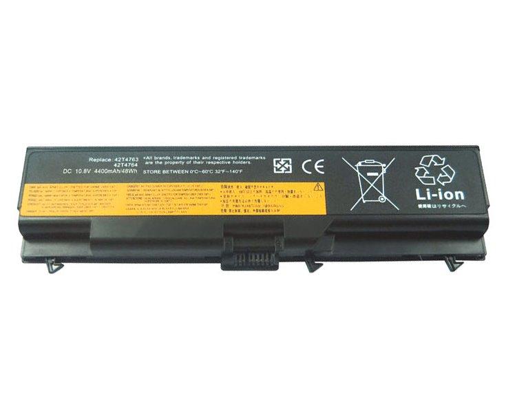 Baterie TRX pro Lenovo-IBM ThinkPad 4400 mAh Baterie, 4400 mAh, pro notebooky Lenovo-IBM ThinkPad T410, L410, L510, T410i, T510, T510i, SL510, W510, Edge E40, E50 TRX-42T4755