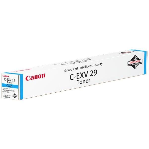 Toner Canon C-EXV-29 , iR-C5030, 5035, 27 000 stran, Modrý 2794B002
