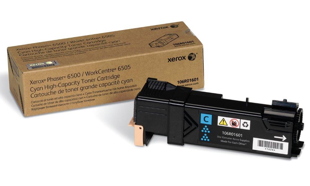 Xerox original toner pro WC6505/ 6500/ azurový  2 500 str.