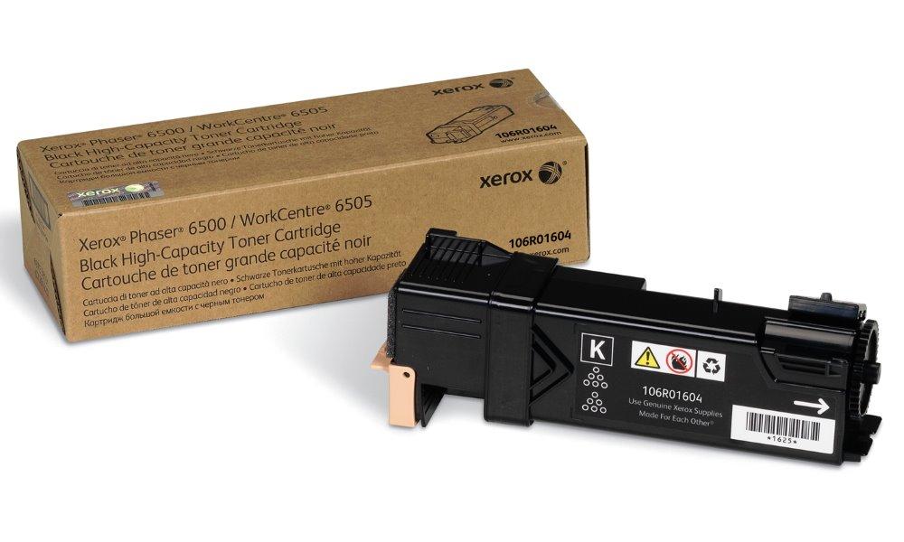 Xerox original toner pro WC6505/ 6500/ černý 3 000 str.