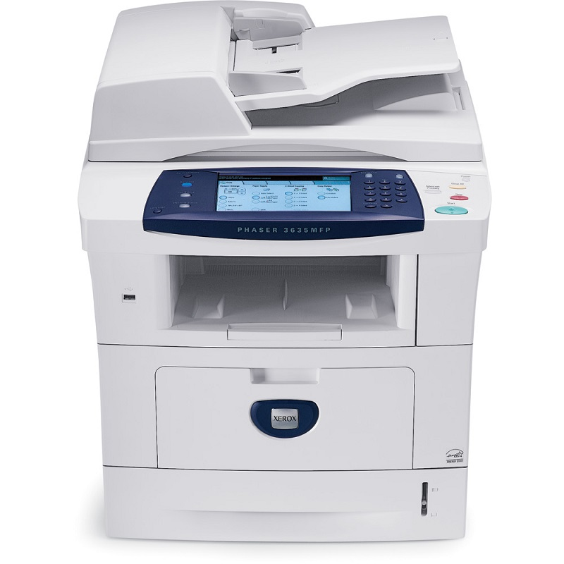 Multifunkční tiskárna Xerox Phaser 3635MF Černobílá multifunkční laserová tiskárna, ČB, A4, USB, LAN DUPLEX, DADF, 35ppm 3635MFPV_SED