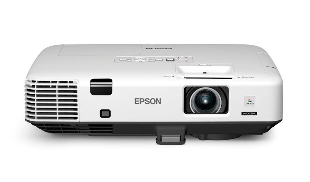 Projektor EPSON EB-1945W Projektor, 3LCD, 4200 ANSI, 3000:1, Wi-Fi, LAN, HDMI, USB, Bílý V11H471040