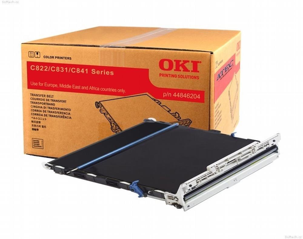 OKI originál pásová jednotka do C822/831/841 (80 000 stránek)