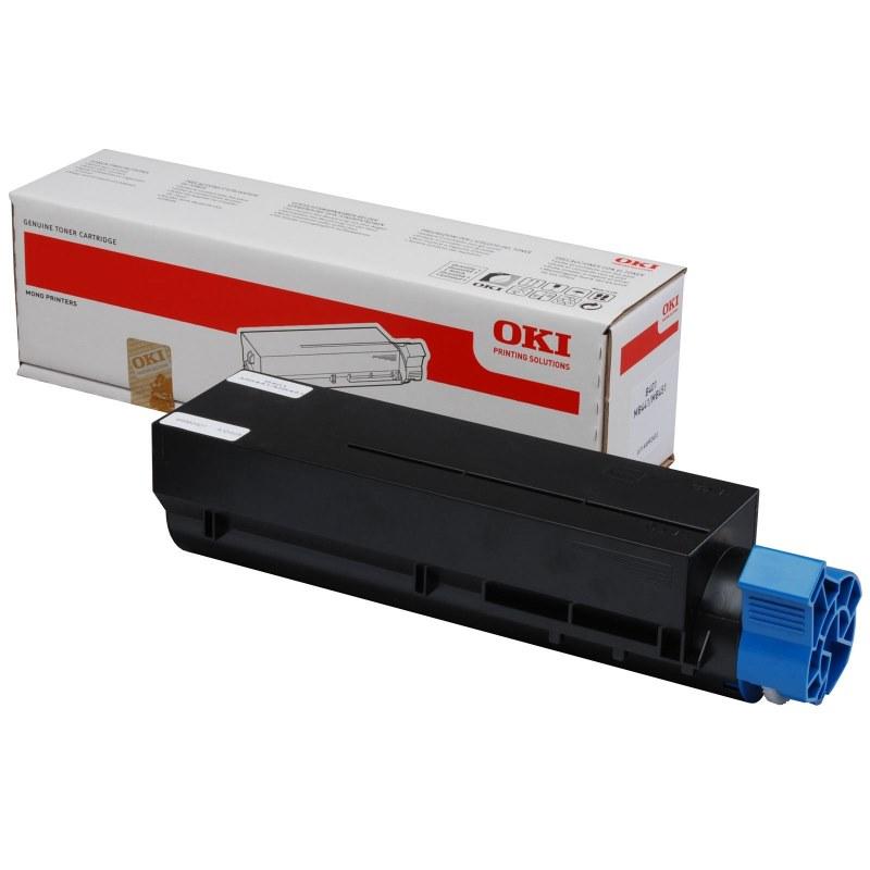 Toner OKI 44992402 černý Toner pro B401, MB441, MB451, MB451w 2 500 stran 44992402