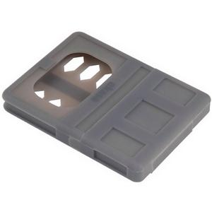 Box na disk AKASA AK-HPC02-GR Box na disk, externí, pro 2,5 HDD,SSD disky, silikonový AK-HPC02-GR