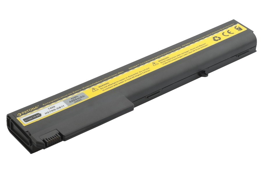 Baterie PATONA pro HP 4400 mAh Baterie, 4400 mAh, pro notebooky HP Business Notebook, NC, NW, NX, Compaq Business Notebook, neoriginální PT2085