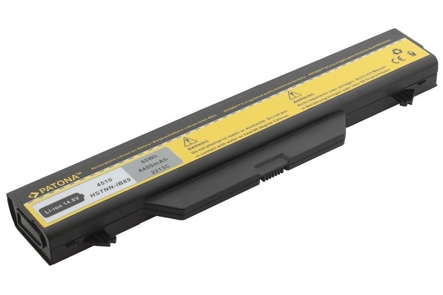 Baterie PATONA pro HP 4400 mAh Baterie, 4400 mAh, pro notebooky HP ProBook, neoriginální PT2213