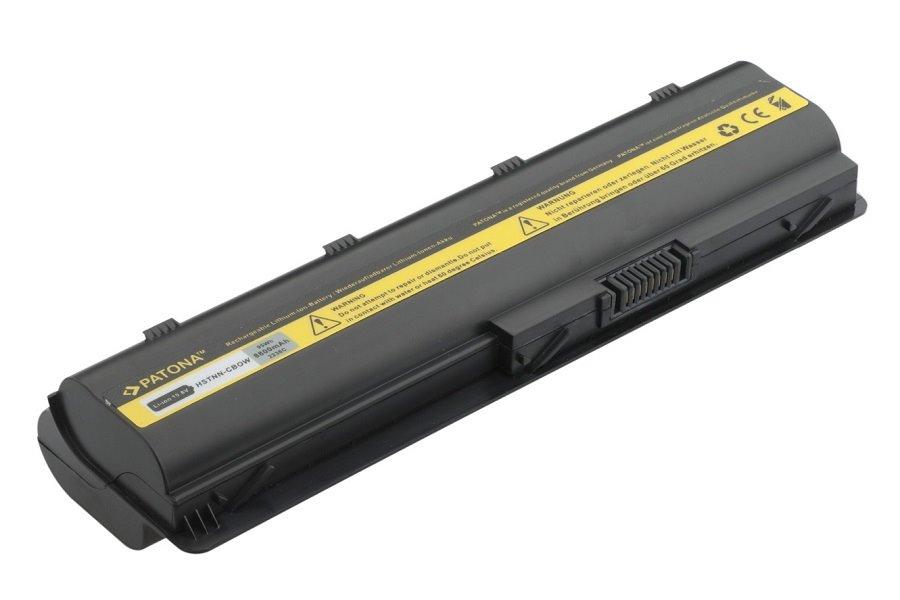 Baterie PATONA pro HP 8800 mAh Baterie, 8800 mAh, pro notebooky HP Compaq Presario, G, Envy, Pavilion, neoriginální PT2238