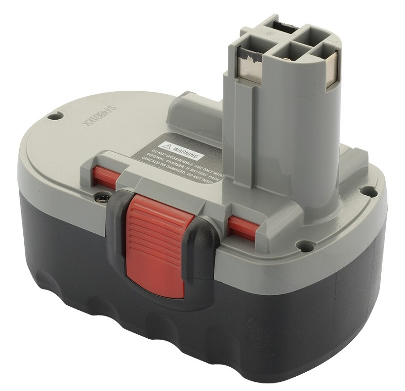 Baterie PATONA pro Bosch Baterie, pro Bosch, 18 V, 3000 mAh, Ni-MH PT6043