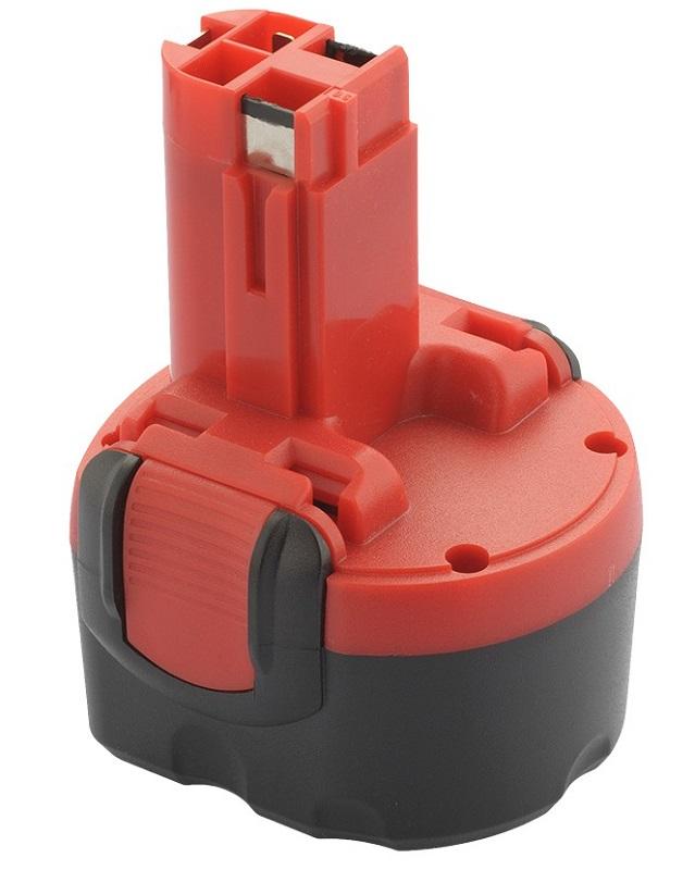 Baterie PATONA pro Bosch Baterie, pro Bosch, 9.6 V, 2000 mAh, Ni-Cd, red PT6006
