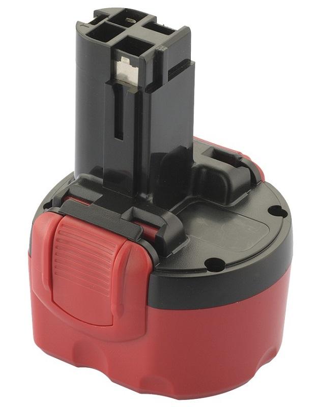 Baterie PATONA pro Bosch Baterie, pro Bosch, 9,6 V, 1500 mAh, Ni-Cd, červená PT6008