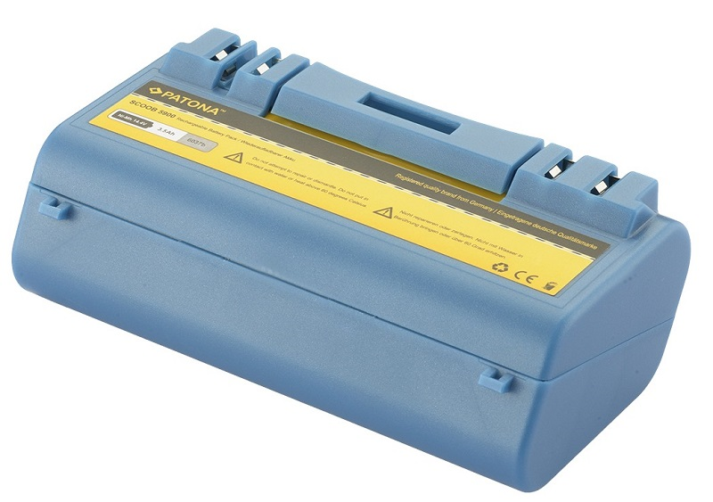 Baterie PATONA pro iRobot Scooba Baterie, pro iRobot Scooba 3500 mAh, Ni-MH PT6037