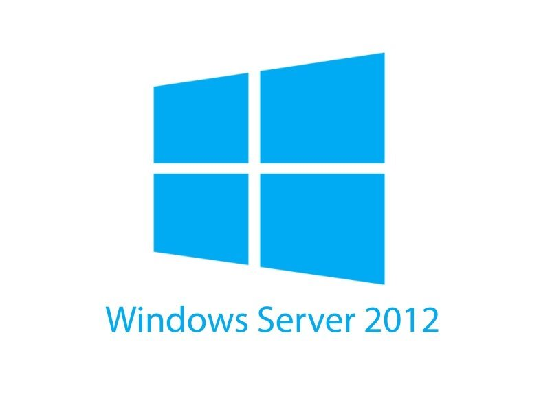 Operační systém MS Windows Server Standard 2012 Operační systém, pro servery, CAL User, ENG, OEM, 64bit R18-03737