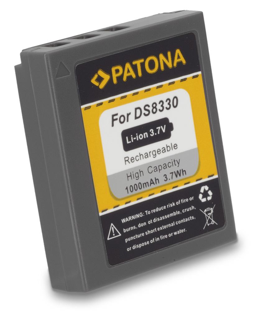 Baterie PATONA kompatibilní s Rollei Prego DP3200 Baterie, pro fotoaparát Rollei Prego DP3200, DP8300, 750mAh PT1064