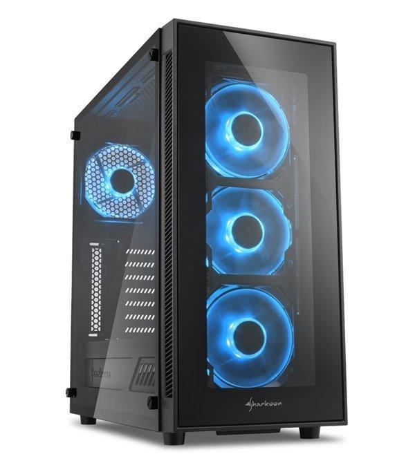 HAL3000 Platinum s platformou INTEL